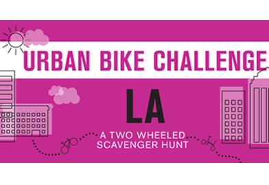 Urban Bike Challenge, Los Angeles