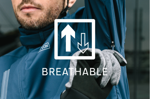Brompton City Apparel - Breathable