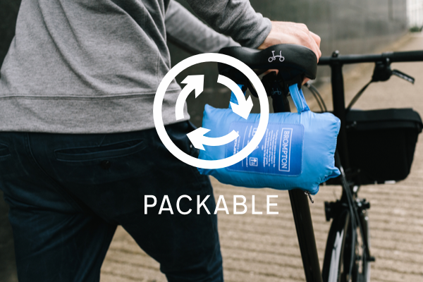 Brompton City Apparel - Packable