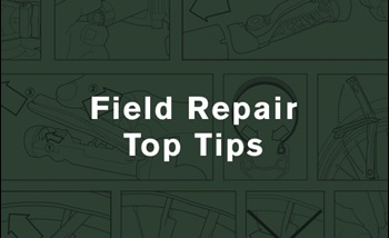 field repair top tips