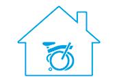 charge bike inside safely